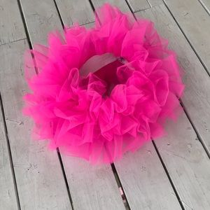 Pink tutu for costume or dress up day